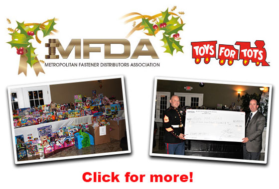 MFDA's 18th Annual Toys for Tots Holiday Dinner